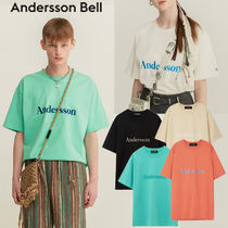 ANDERSSON BELL(アンダースンベル) Tシャツ・カットソー ★ANDERSSON BELL★UNISEX ANDERSSON SIGNATURE EMBROIDERY TEE