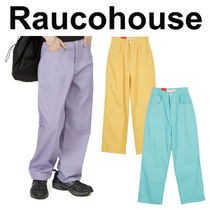 Raucohouse KITSCH COTTONE WIDE PANTS JH334 追跡付