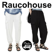 Raucohouse CLEAN CARGO POCKET PANTS JH335 追跡付