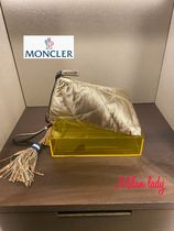 MONCLER   TWISTED POUCH ポーチ 2色 日本未入荷カラー