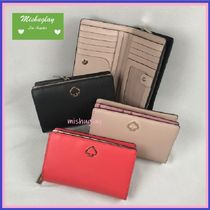 【kate spade】便利な折財布★ adel medium bifold wallet ★