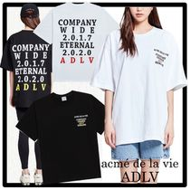 ★TWICE着用★acme' de la vie★REMAIN SHORT SLEEVE T-SHIRT★