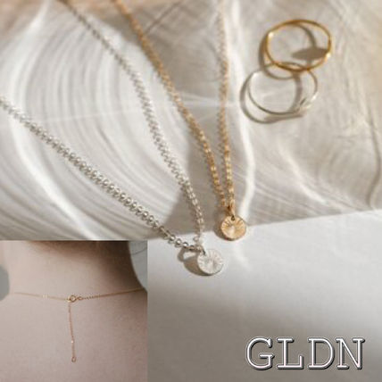 GLDN Starburst Necklace ネックレス