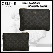 CELINE☆コイン & カードポーチ☆COIN & CARD POUCH