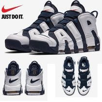 """Nike Air More Uptempo """"Olympic"""" 2020 追跡込"""