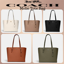 ★COACH★SALE!!新作MOLIE TOTE☆モーリートート♪with COACH☆