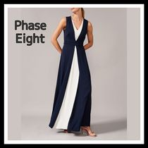 Phase Eight☆Addy Contrast マキシワンピース