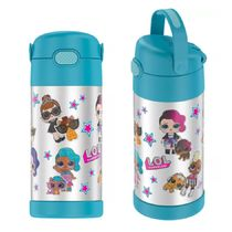 【L.O.L. Surprise! 】Thermos FUNtainer Water Bottle/水筒