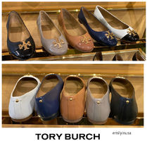 20年夏★TORY BURCH★EVERLY CAP TOE BALLET