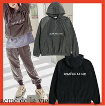 TWICE着用☆acme' de la vie☆ADLV BIG POCKET ANORAK☆