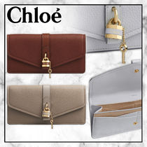 ◆Chloe 20SS 最新作◆ABY カードポケットロングウォレット◆3色