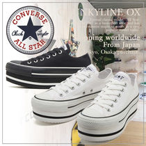 【CONVERSE】コンバース  ALL STAR CHUNKYLINE OX