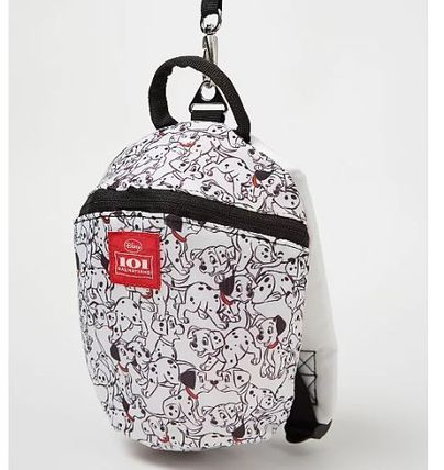 George 子供用帽子・手袋・ファッション小物 Disney 101 Dalmatians Backpack with Reins(2)