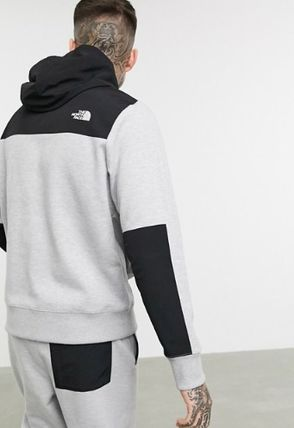 THE NORTH FACE セットアップ The North Face カラーブロック フーディー&パンツ セットアップ(5)