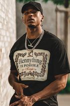 【関税・送料込】Hennything Is Possible Short Sleeve Crew Tee