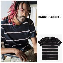【BANKS JOURNAL】☆半袖T-シャツ☆新作☆OBJECT DELUXE TEE