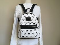 Mickey Mouse Faces Mini Backpack by Loungefly 即発送