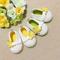 [DEAR MY BABY] FORSYTHIA BABY FLOWER SHOES 2 COLOR