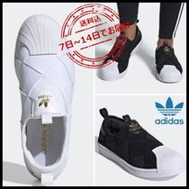 ADIDAS ORIGINALS☆SUPERSTAR SLIP ON スリッポン