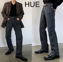 HUE trim semiwide denim