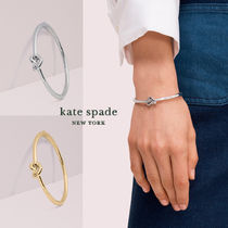 kate spade☆loves me knot bangle ハート ブレスレット☆送料込