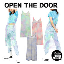 OPENTHEDOOR watercolor see-through ops (3color) YI500 追跡付