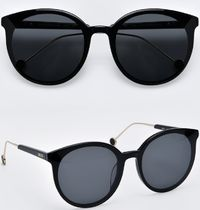ANNA SUI★ASIAN FIT UNISEX サングラス AS1161S-1-001