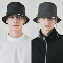 SSY★日本未入荷 韓国 大人気 2way chain bucket hat nylon type