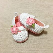 [DEAR MY BABY] CHERRY BLOSSOM BABY SHOES 3 COLOR