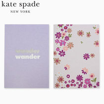 【kate spade】Bookcloth Journal【国内配送】