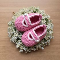 [DEAR MY BABY] BABY STITCH MARY JANE SHOES 23 COLOR