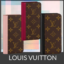 Louis Vuitton ★自慢 IPHONE X & XS・フォリオ 3色