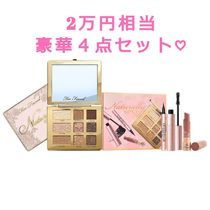 【Too Faced】】Naturally Sexy豪華4点◎アイメイク&リップ