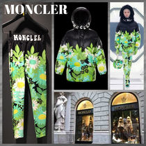 #MONCLER/モンクレール#アンジェリカ/セットアップ グリーン