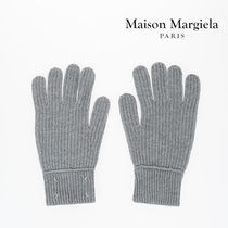 Maison Margiela☆【特別価格】WOOL AND CASHMERE GLOVES 手袋