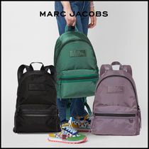 即発★MARC JACOBS★LARGE BACKPACK DTM
