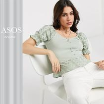ASOS/Only パフスリーブ トップス