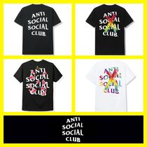 *大人気!定番アイテム*Anti Social Social Club Logo Tee