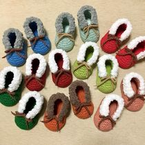 [DEAR MY BABY] HAND KNITTING BABY BOOTS 8 COLOR