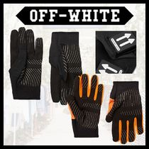 *Off-White*アクティブ メッシュグローブ 関込国内発