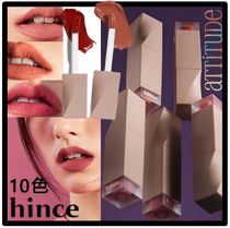 hince(ヒンス) リップグロス・口紅 ★送料・関税込★hince★ムードインハンサー リキッドマット★