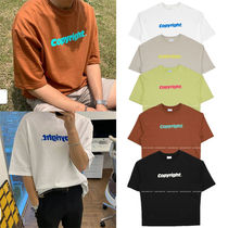 ★ASCLO★ ASCLO Copyright T Shirt(5colors)★韓国ファッション