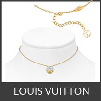 Louis Vuitton  ★コンビ便利 コリエ・L TO V ネックレス