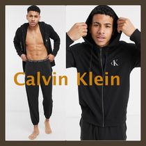 Calvin Klein*ロゴフーディスウェットセットアップ*送関税込み