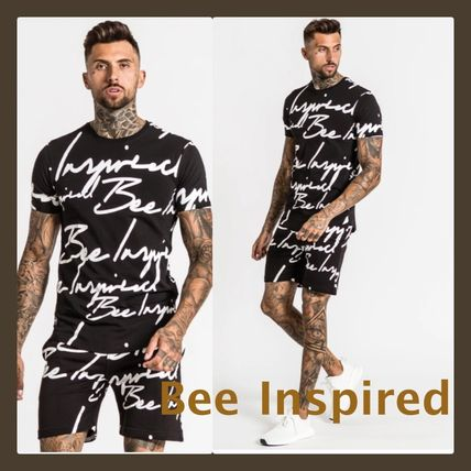 Bee Inspired Clothing セットアップ 大人気*Bee Inspired*セットアップBlack*国内発送関税送料込