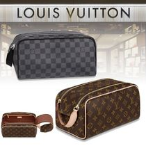 【Louis Vuitton】ドップ・キット モノグラム/ダミエ ポーチ