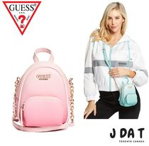 Guessゲス♡大人気EVAN MINI OMBRE BACKPACK