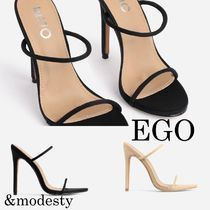 『EGO』Helix Barely There Mule / 2カラー