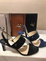 Jimmy★Choo(セールで選べる2色)JC付きSalise/Black/Blue