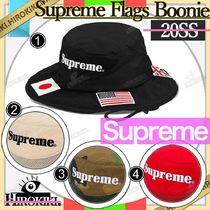 20SS /Supreme Flags Boonie フラッグス ブーニー 国旗 ハット